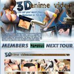 3D Anime Video User And Pass to Paysites