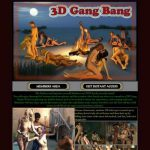 3D Gang Bang Quality Porn Pass