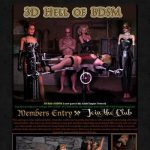3D Hell of BDSM Login and Password