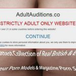 Adult Auditions Passwords Updated Daily