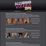 Alluring Vixens Zips Daily Porn Pass
