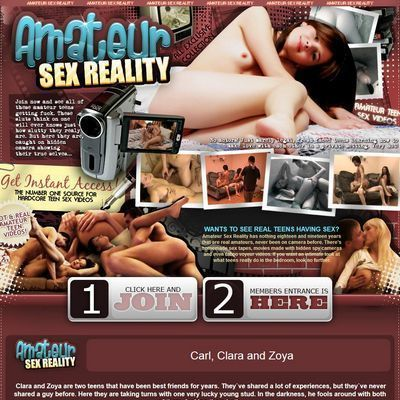 Amateur Sex Reality
