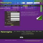 Asian Nights Account Generator
