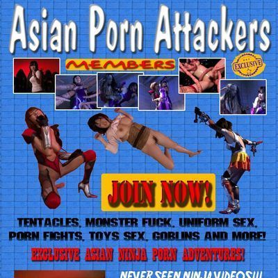 Asian Porn Attackers