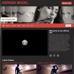 Aspasia Model Free Porn Access