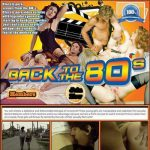 Back to the 80s Premium Porn Passes