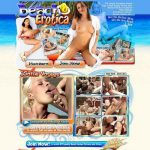 Beach Erotica User And Pass to Paysites