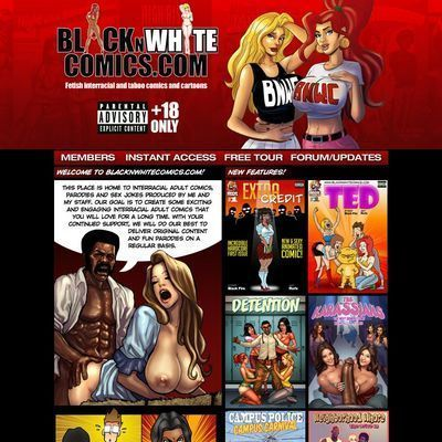 Black n White Comics