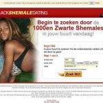 Black Shemale Dating Login and Password