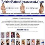 British Babes Uncovered Create Account
