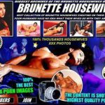 BRUNETTE HOUSEWIVES High Quality Premium Account