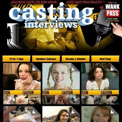 Casting Interviews