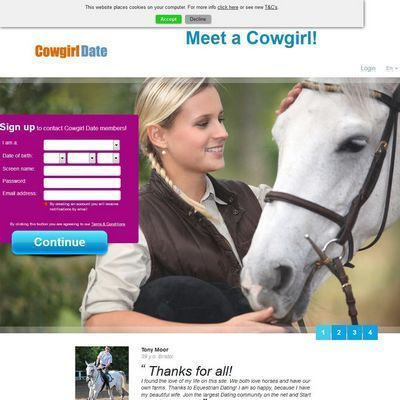 Cow Girl Date