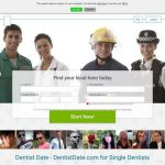 Dentist Date Login and Password