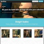 Dickgirl Stables Free Porn Accounts