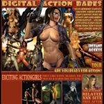 Digital Action Babes Free Porn Accounts