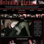 Drive By Girls Quality Porn Pass