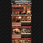 Ebony Knights Free Porn Account