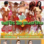Erotic 3D Beauties Free Porn Passwords