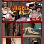 Erotic 3D Muscle Divas Create Account
