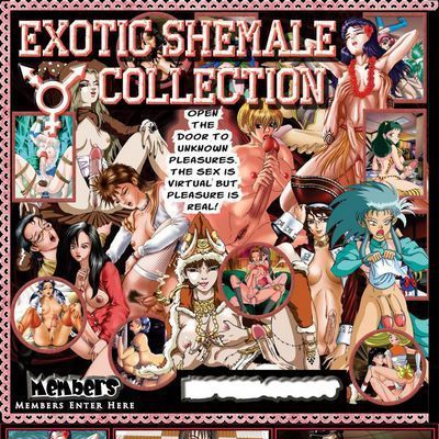Exotic Shemale Collection