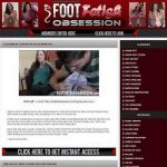 Foot Fetish Obsession Free Premium Access