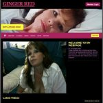 Ginger Red Free Premium Porn Accounts