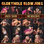 Gloryhole Blowjobs Daily XXX Passwords