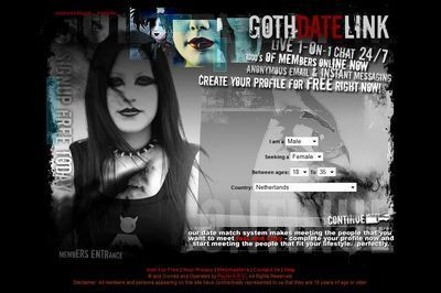 Gothic Date Link