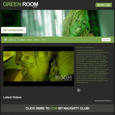 Green Room Xrated