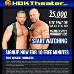 HDK Theater Free Premium Porn Accounts
