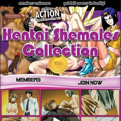 Hentai Shemales Collection