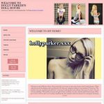 Holly Parker Quality XXX Passwords