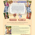 Illustrated XXX Stories Create Account