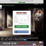 Ire Land Adult Contacts High Quality Premium Account