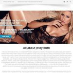 Jessy Ruth Username and Password