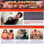 Kims Amateurs Quality Porn Pass