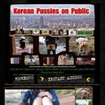 Korean Pussies on Public XXX Auto Login