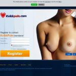 Kvikkpule User And Pass to Paysites