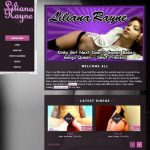 Liliana Rayne Passwords Updated Daily