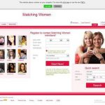 Matching Women Login and Password