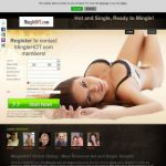 Minglehot Login and Password