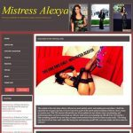 Mistress Alexya Premium Porn Passwords