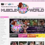 Muscle Girl World Quality Porn Pass