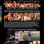 Muscle Worship Porn Site Passwords