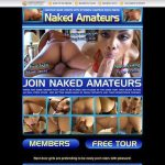 Naked Amateurs User And Pass to Paysites