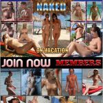 Naked On Vacation Premium Porn Passes