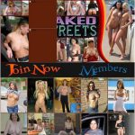 Naked Streets Free Porn Passwords