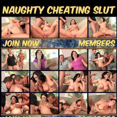 Naughty Cheating Slut