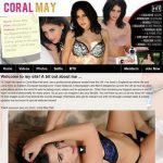 Official Coral May Create Account